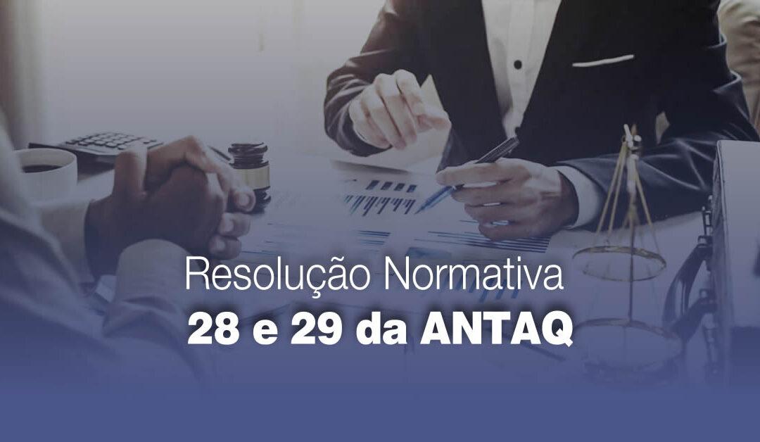 Resolução Normativa 28 e 29 da ANTAQ – Como a Global pode contribuir para a correta aplicação